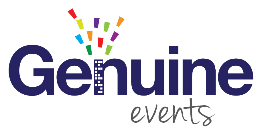 Genuine Events Logo